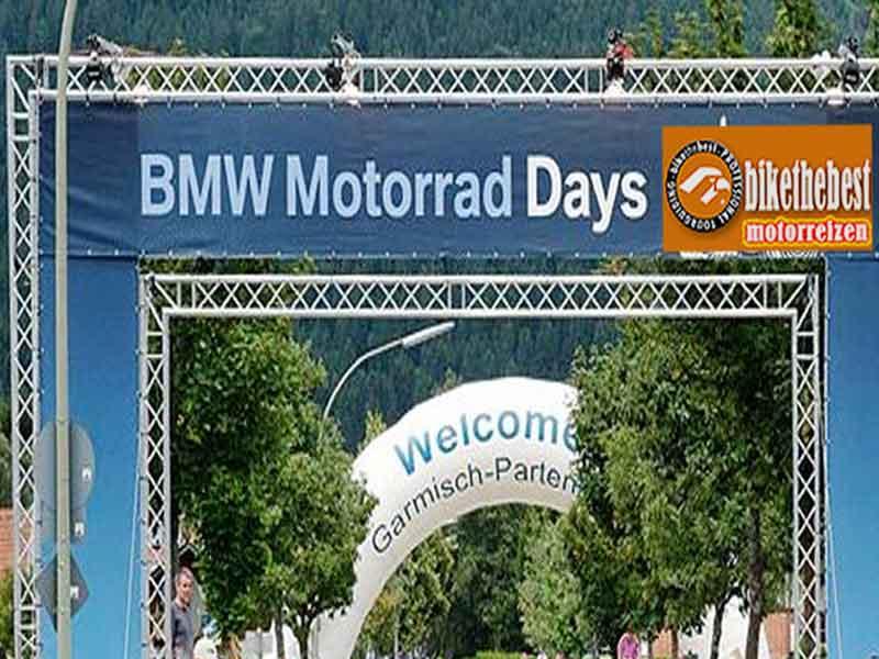 BMW motorrad dagen