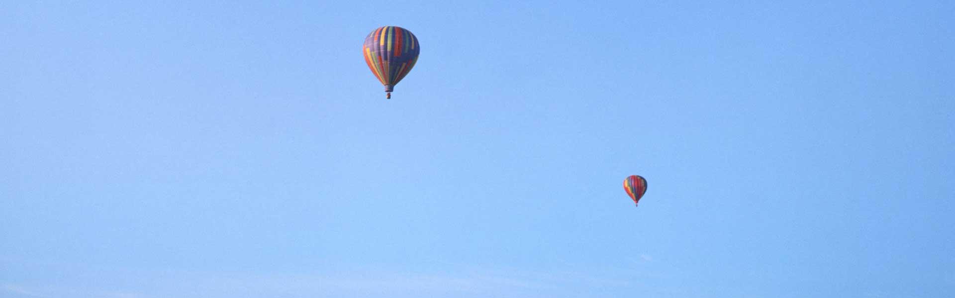 Sunrise Balloon Flight