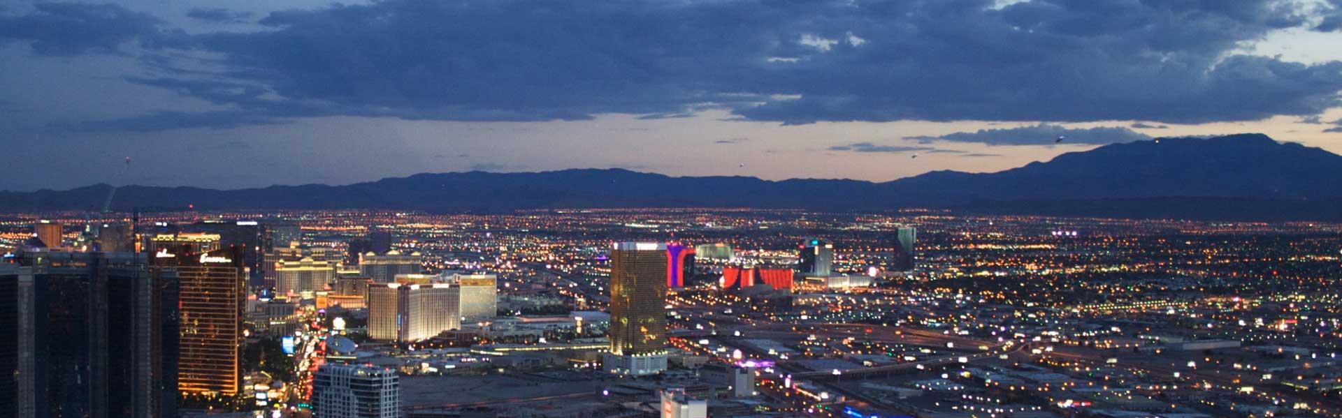 Vegas Nachtrondvlucht