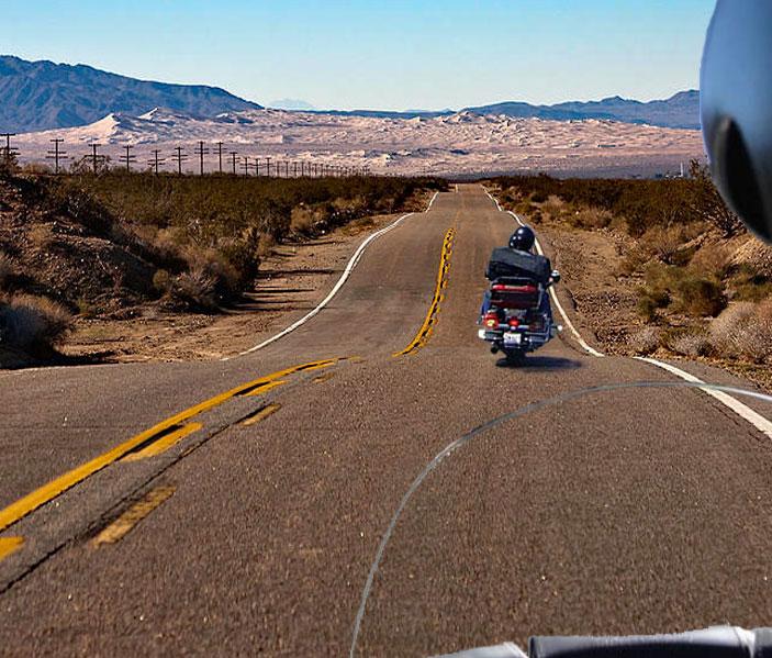 Sunshine - Desert Ride