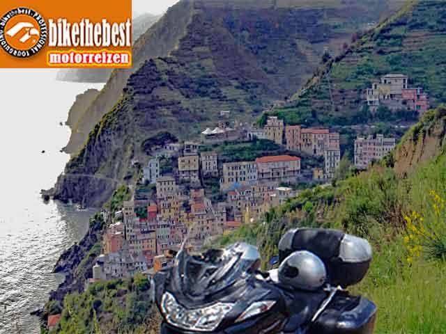 Piemont,Ligurie & Cinque Terre