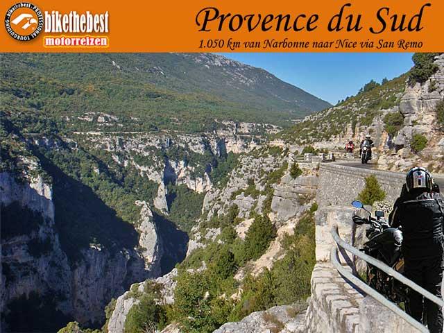 Zuid-Frankrijk Provence-du-sud