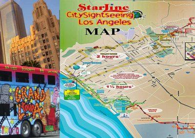 Grand City Tour Los Angeles