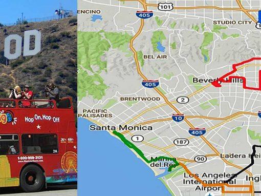 HopOnHopOff Los Angeles